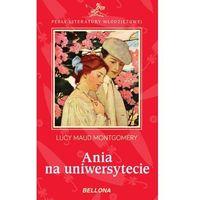 Książki dla dzieci, Ania na uniwersytecie (opr. twarda)
