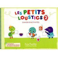 Książki do nauki języka, Les Petits Loustics 2 ćwicz (przedsz) (opr. miękka)