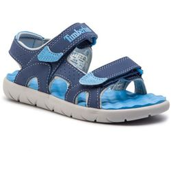 Sandały TIMBERLAND - Perkins Row 2-Strap TB0A1WEK4321 Dark Blue