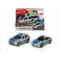 Jeżdżące dla dzieci, Samochód sos_n jednostka policyjna 2 rodzaje
