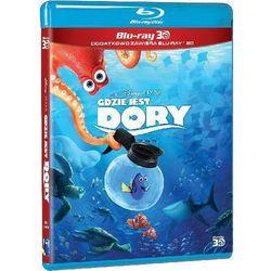 Gdzie jest Dory 3D (Blu-ray) - Andrew Stanton