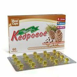 Olej z cedru w kapsułkach 300 mg 60 szt.