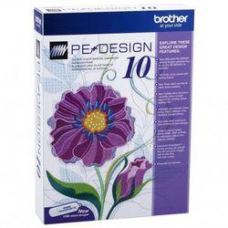 Program do projektowania haftów Brother PED 10