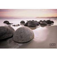 Fototapety, Fototapeta Moeraki Boulders At Oamaru 285