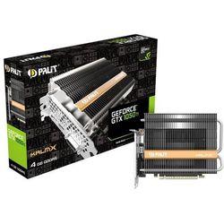 Karta graficzna Palit GeForce GTX1050Ti KalmX 4GB GDDR5 (128 Bit) DVI, HDMI, DP, BOX (NE5105T018G1H) Darmowy odbiór w 20 miastach!