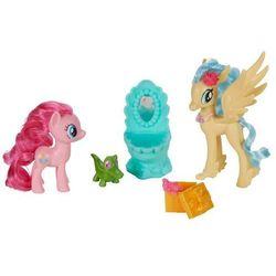 My Little Pony zestaw dwóch kucyków z akcesoriami, Pinkie Pie i Princess Skystar - BEZPŁATNY ODBIÓR: WROCŁAW!