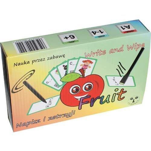 Pozostałe zabawki edukacyjne, Karty. Fruit