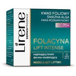 Krem napinający LIRENE Folacyna 70+ n/dzień - 10E07359-01-01- natychmiastowa wysyłka, ponad 4000 punktów odbioru!