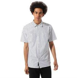 koszula VANS - Mn Rowan Workwear Stripe White/Dress Blues (K9T) rozmiar: M