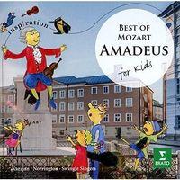 Pozostała muzyka rozrywkowa, AMADEUS FOR KIDS - Karajan, Norrington, Zacharias, Swingle Singers (Płyta CD)