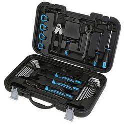 PRTL0029 Zestaw narzędzi rowerowych PRO (walizka)