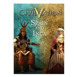 Civilization 5 Civilization and Scenario Pack Spain and Inca (PC)