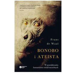 Bonobo i ateista. Darmowy odbiór w niemal 100 księgarniach!