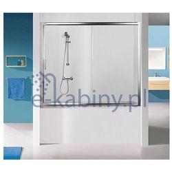 Sanplast TX kabina nawannowa wnękowa 150 cm D2-W/TX5b-150 600-271-1550-39-401