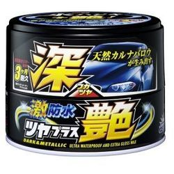 Soft99 Water Block Wax Gloss Type Dark & Metallic 200g
