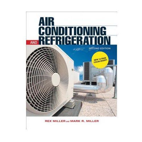 Biblioteka biznesu, Air Conditioning and Refrigeration, Second Edition (opr. miękka)