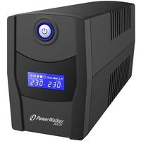 UPSy, PowerWalker UPS Line-Interactive 800VA STL FR 2x PL 230V, USB, RJ11/45 In/Out