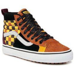 Sneakersy VANS - Sk8-Hi 46 Mte Dx VN0A3DQ522Z1 (Mte) Multi/Yellow