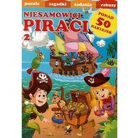 Książki dla dzieci, Niesamowici piraci 2 AGNESA (opr. broszurowa)