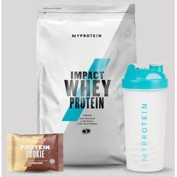Zestaw regenerujący Fuel Your Ambition Recovery Bundle - Oat and Raisin, Cookies and Cream