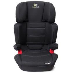 Fotelik samochodowy KINDERKRAFT Junior Plus Czarny + DARMOWY TRANSPORT!