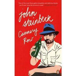 Cannery Row - John Steinbeck (opr. miękka)
