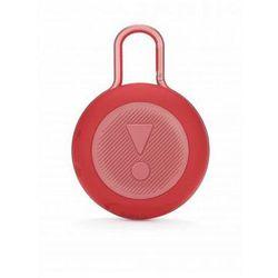 Clip 3 Czerwony Głośnik Bluetooth JBL