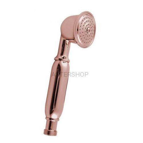 ANTEA Rączka prysznicowa 1-funkcyjna, różowe złoto DOC27, DOC27