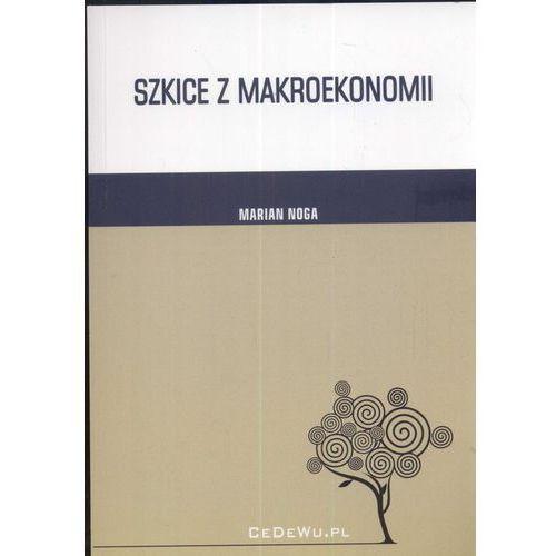 Biblioteka biznesu, Szkice z makroekonomii (opr. miękka)