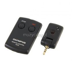Olympus RS30W zdalne sterowanie na podczerwień dla rejestratorów z serii LS, DM-650/-670, 2 przyciski (REC & STOP)