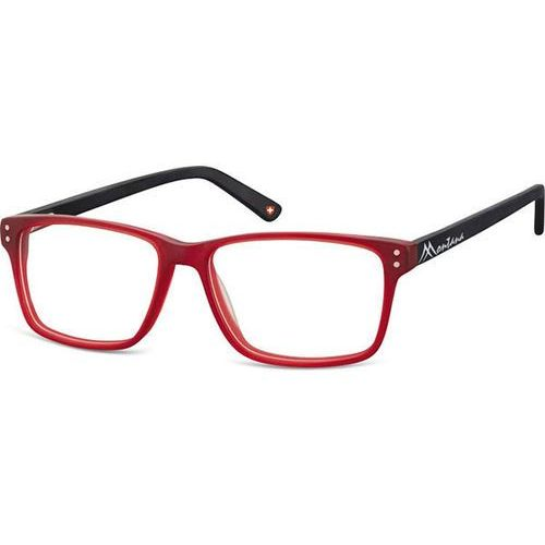 Okulary korekcyjne, Okulary Korekcyjne Montana Collection By SBG MA84 Marin F