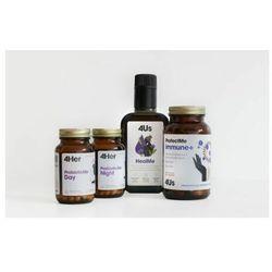 My Hormones in Balance, HealthLabs, zestaw HealMe + ProbioticMe + ProtectMe Immune+, 250ml + 60kaps + 120kaps
