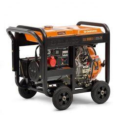 Agregat prądotwórczy diesel DAEWOO DDAE 9000DXE-3