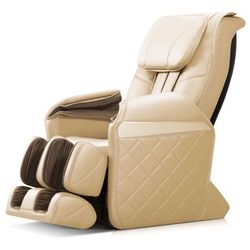 Fotel do masażu inSPORTline Alessio - Kolor Czarny