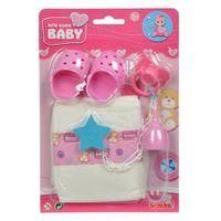 Pozostałe zabawki, New Baby Born - Zestaw podróżny - Simba Toys