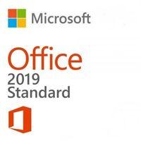 Programy biurowe i narzędziowe, Office Standard 2019 MAK/Wersja PL/Klucz elektroniczny/Szybka wysyłka/F-VAT 23%