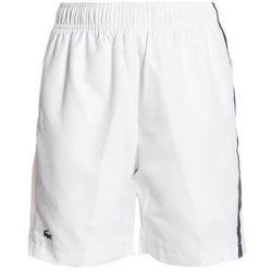 Lacoste Sport TENNIS SHORT Krótkie spodenki sportowe white/marino/buttercup/apricot