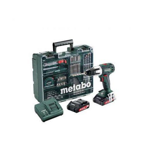 Wiertarko-wkrętarki, Metabo SB 18 LT