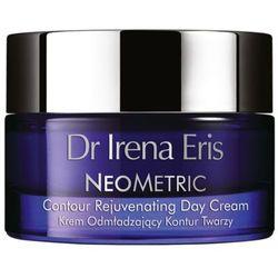 DR IRENA ERIS 50ml NeoMetric 50+ Krem odmładzający kontur twarzy na dzień SPF20