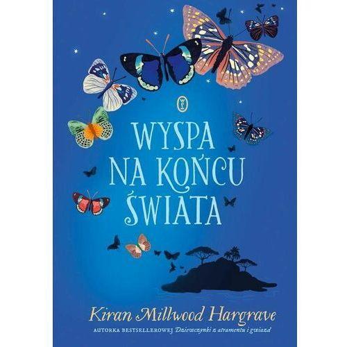 Książki dla dzieci, Wyspa na końcu świata (opr. twarda)