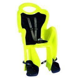 Fotelik rowerowy BELLELLI Mr Fox Clamp Żółty DARMOWY TRANSPORT