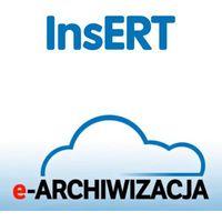 Programy kadrowe i finansowe, Abonament na e-Archiwizacje dla InsERT 20 GB