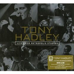 Tony Hadley - Live From -Dvd+Cd-
