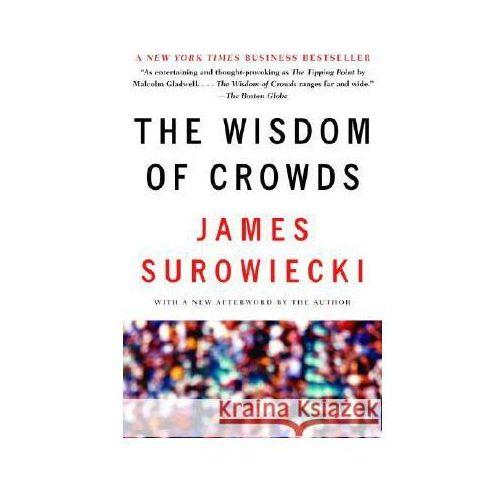 Biblioteka biznesu, Wisdom of Crowds (opr. miękka)