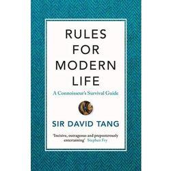 Rules for Modern Life - Tang Sir David (opr. twarda)