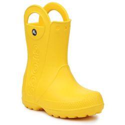 Crocs Handle It Buty przeciwdeszczowe Dzieci, żółty EU 27-28 2021 Kalosze