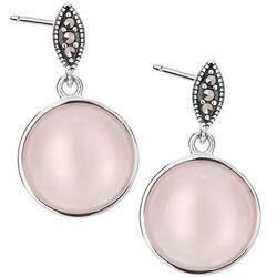 Biżuteria damska INFINITY TFKK0008 Kolczyki srebrne