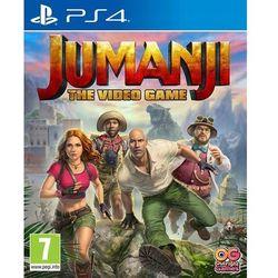 JUMANJI THE VIDEOGAME (PS4)
