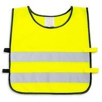 Pozostała odzież dziecięca, Kamizelka odblaskowa dla dzieci XS 90-110cm - xs \ żółty