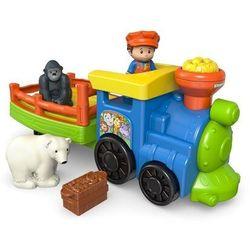 Little People Pociąg ze zwierzętami